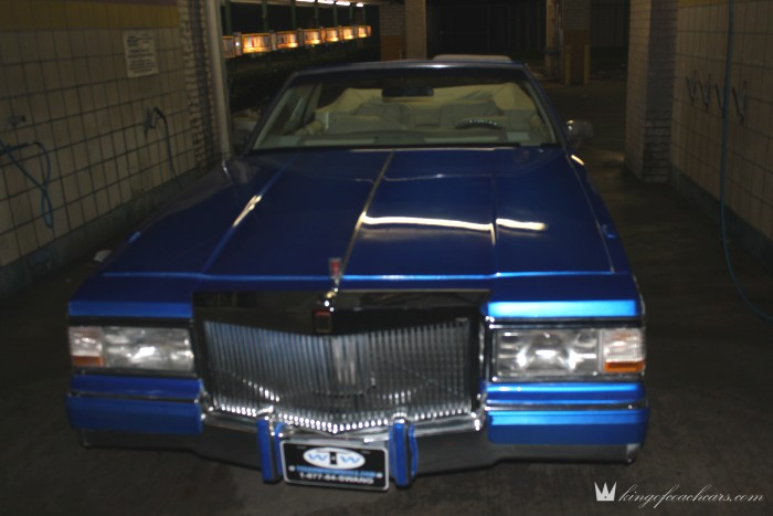 1980 Oldsmobile 98 Custom Convertible Coach Car
